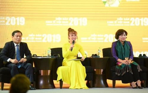 Bà Nguyễn Thị Phương Thảo, CEO Vietjet.