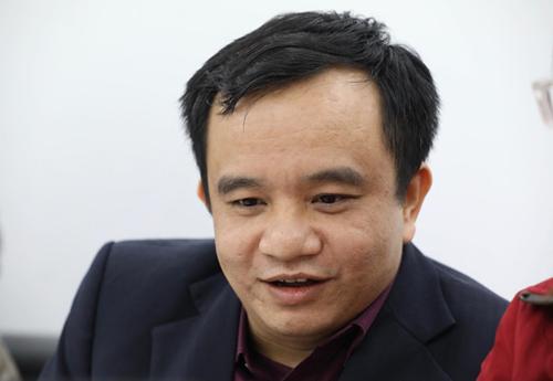 Ông Đặng Công Hoàn từ Techcombank tư vấn cách vay mua nhà hợp lý với thu nhập.