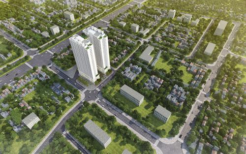 Chủ đầu tư Athena Complex - Pháp Vân đưa ánh sáng tự nhiên vào căn hộ - 1