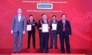 Sacombank vào top 50 doanh nghiệp lớn nhất Việt Nam 2018