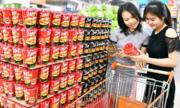 Thị trường mì gói Việt tăng trưởng 2% trong năm 2018