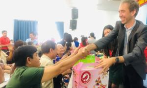 Auchan Việt Nam hoạt động thiện nguyện vì cộng đồng
