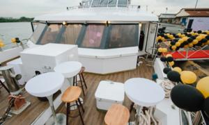Điểm nhấn của du thuyền 4 sao Khanh Cruise vừa ra mắt