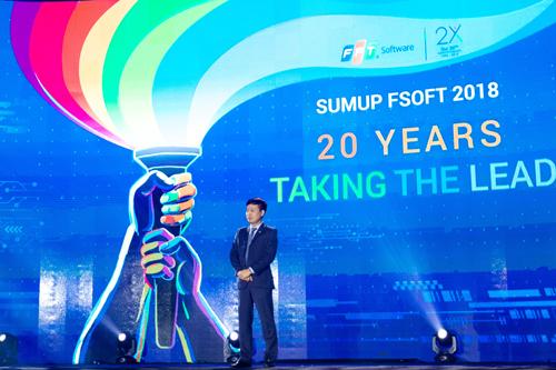 Ông Phạm Minh Tuấn phát biểu tại sự kiện.