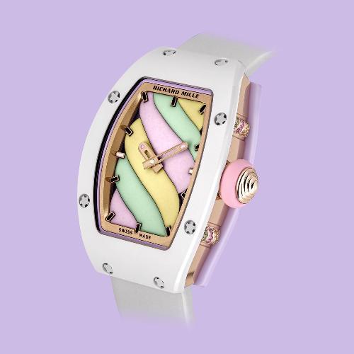 Mẫu đồng hồ RM 07-03 Marsmallow
