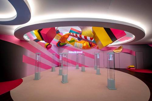 Richard Mille mang đến một không gian trở về tuổi thơ độc đáo và ấn tượng tại triển lãm SIHH cuối cùng của thương hiệu.