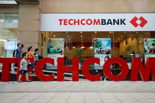 Ngân hàng Techcombank. Ảnh: Reuters