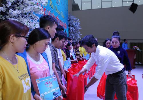 Chương trình vừa diễn ra tại Trung tâm Văn hóa Lao động tỉnh Bình Dương.