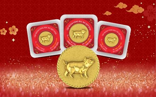 Đón Thần Tài với những sản phẩm vàng độc đáo từ DOJI - 2