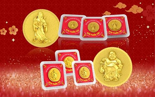 Đón Thần Tài với những sản phẩm vàng độc đáo từ DOJI - 3