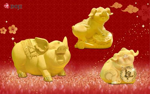 Ứng dụng công nghệ Nano đặc biệt trong sản xuất, quà tặng vàng Kim Bảo Phúc đươc phủ bên ngoài một lớp vàng 999.9, có chất lượng tuyệt hảo và bộ bền vĩnh cửu. Sản phẩm thích hợp là vật phẩm phong thủy được đặt trong nhà, trên bàn làm việc,.. hay quà tặng ý nghĩa cho đối tác, người thân, bạn bè trong ngày vía Thần Tài năm nay