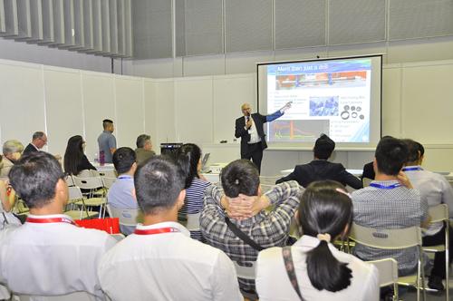 Chuỗi hội thảo chuyên sâu được thực hiện bởi các chuyên gia hàng đầu trong nước và quốc tế.