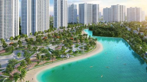 VinCity Sportia - đại độ thị mang đậm phong cách Singapore tại phía Tây Thủ đô.