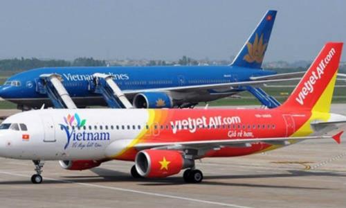 Các hãng hàng không đua mở đường bay.
