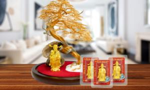 Chọn thương hiệu uy tín mua vàng cho ngày vía Thần Tài