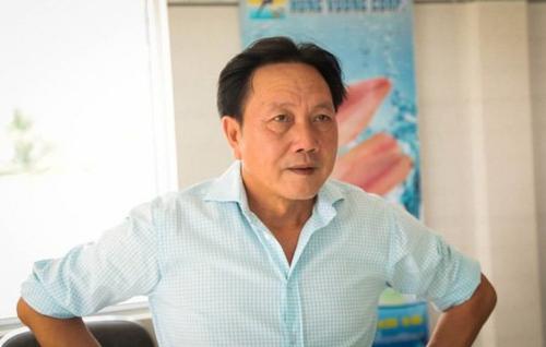 Chủ tịch HĐQT Công ty cổ phần Hùng Vương - ông Dương Ngọc Minh.