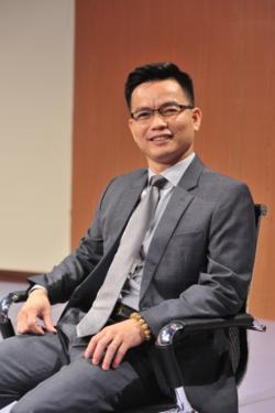 Ông Trần Quốc Việt, tân Tổng giám đốc Tập đoàn Ecopark.