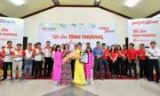 CEO Vietjet vui xuân cùng làng trẻ S.O.S Huế