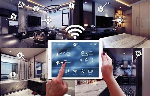 Công nghệ quản lý thông minh đồng bộ trên điện thoại hoặc tablet.