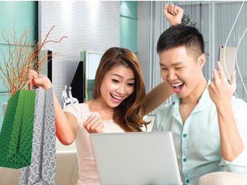 Vietcombank liên tục cập nhật các chương trình ưu đãi cho khách hàng sử dụng dịch vụ ngân hàng điện tử.