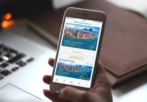 VNPAY phát triển ứng dụng mới cho Vietnam Airlines.