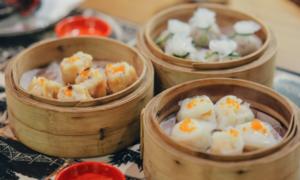 San Fu Lou Vincom Liễu Giai ưu đãi đến 50% cho 10 món dimsum