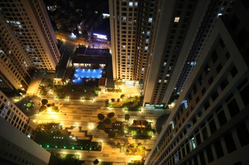TNR Goldmark City là lựa chọn an cư của nhiều cư dân ngoại quốc.