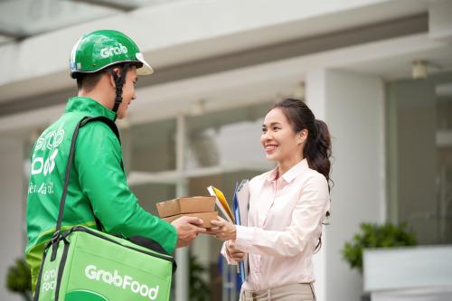 GrabFood đặt mục tiêu trở thành dịch vụ giao nhận đồ ăn số 1 Đông Nam Á.