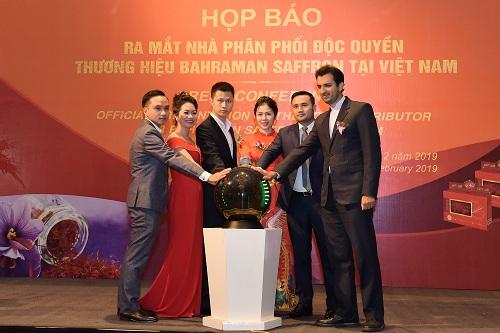 Công ty TNHH XNK &TM Tây Á chính thức trở thành NPP độc quyền nhụy hoa nghệ tây tại Việt Nam
