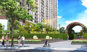 Hạnh phúc đầu năm của các cư dân Imperia Sky Garden