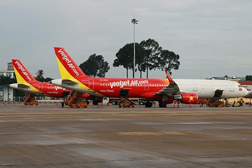 Vietjet đã có gần hai năm kinh doanh thành công trên thị trường chứng khoán Việt Nam.