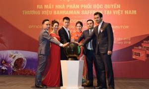 Tây Á phân phối sản phẩm nhụy hoa nghệ Tây Bahraman tại Việt Nam