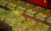 Giá vàng miếng tăng phiên cuối tuần