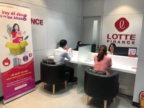 Lotte Finance ưu đãi vay tiêu dùng cùng hàng nghìn quà tặng - 1