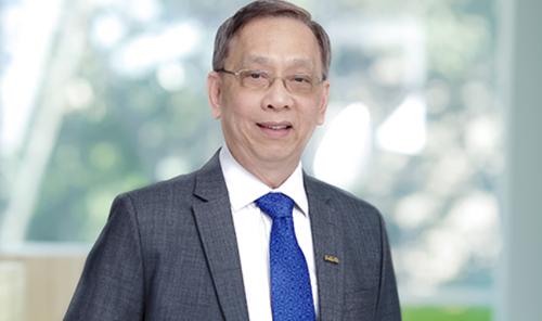 Ông Trần Mộng Hùng - Nguyên Chủ tịch HĐQT Ngân hàng TMCP ACB.