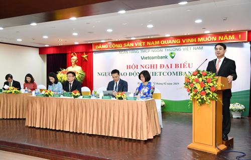 Chủ tịch HĐQT Nghiêm Xuân Thành phát biểu khai mạc Hội nghị
