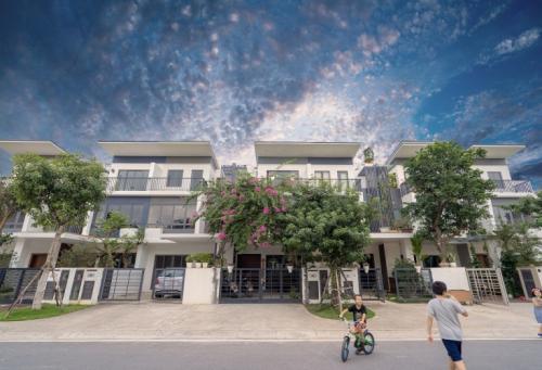 Không gian sống xanh và trong lành... là ước mơ của nhiều gia đình Việt.