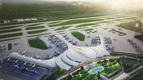 Sân bay quốc tế Long Thành sau khi đi vào hoạt động sẽ tạo nên hệ thống giao thông đồng bộ, hoàn chỉnh và hiện đại cho Đồng Nai.