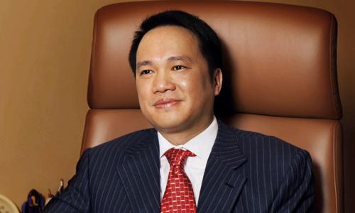 Ông Hồ Hùng Anh, Chủ tịch HĐQT Techcombank.