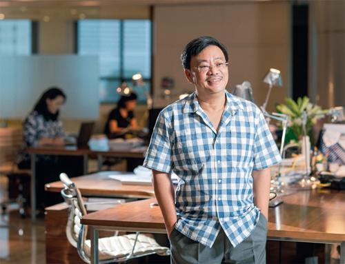 Ông Nguyễn Đăng Quang. Ảnh: Forbes Việt Nam