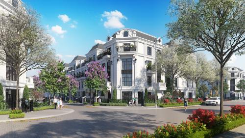Elegant Park Villa - dự án dành cho các chủ nhân xứng tầm. Thông tin chi tiết liên hệ hotline: 0919 73 66 99, website: http://elegantparkvilla.vn