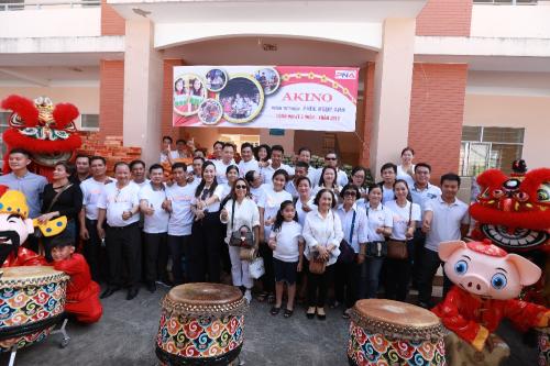 Công ty cổ phần Phúc Ngọc Anh đẩy mạnh hoạt động vì cộng đồng.