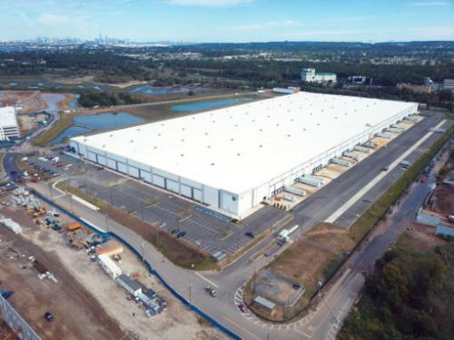 Dự án Gulfport Marine Terminal thiết lập cơ sở kho bãi mới của Ikea tại Đảo Staten.