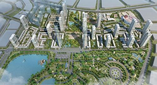 The Manor Central Park mang tới kỷ nguyên mới của 36 phố phường Hà Nội.