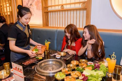 Redsun ITI mang đến những trải nghiệm ẩm thực chân thực cho khách hàng