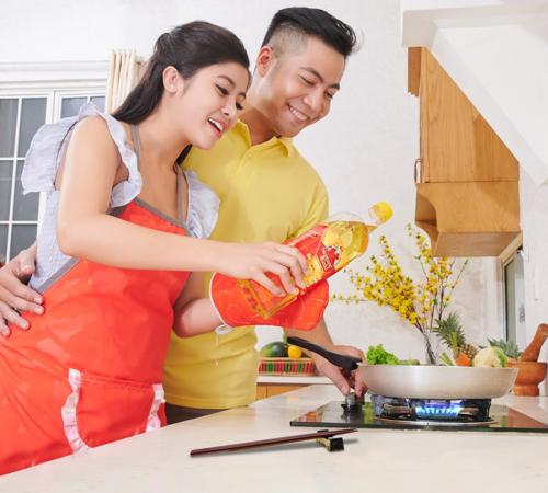 Khai bếp ngũ hành - một hoạt động hội tụ đủ ngũ hành giúp bếp ấm, nhà an, khởi nguồn vượng khí cho gia đình chính là một trong những hoạt động quan trọng nhất của chiến dịch.