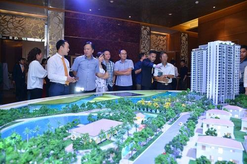 Nhiều nhà đầu tư quan tâm đến dự án Thủ Thiêm Dragon Q.2 với các căn thương mại diện tích lớn trên 100m2.