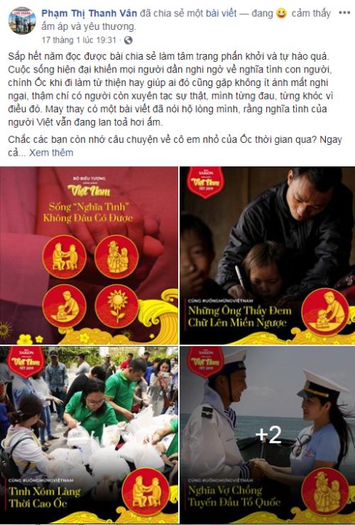 MC Ốc Thanh Vân hào hứng chia sẻ bộ icon về tính cách nghĩa tình của người Việt.