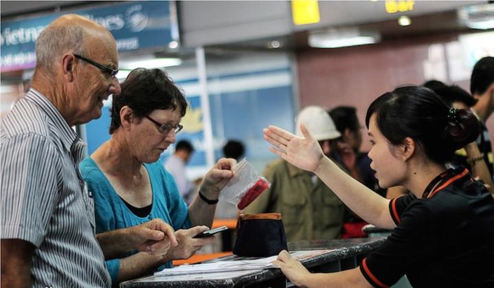 Khi vào Đài Loan nếu khách bị phát hiện mang theo các chế phẩm thịt heo từ Việt Nam sẽ bị phạt nặng.