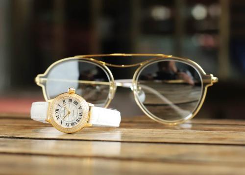 Đồng hồ nữ Diamond D giảm 20% cho bộ sưu tập ngày 8/3 - 1